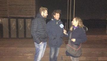 Interview Radio Rijnmond