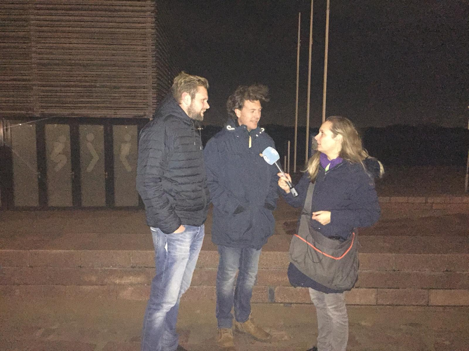 interview Radio Rijnmond