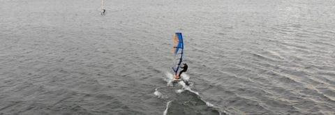Windsurfing Rotterdam