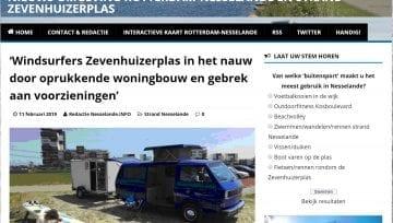 Rotterdam-Nesselande.nl publicatie